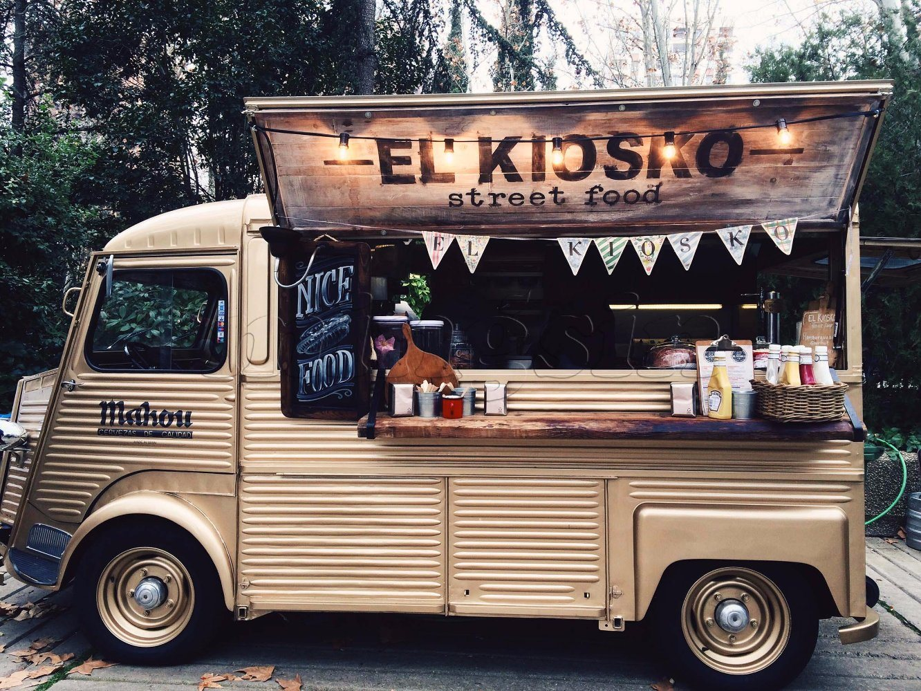 China Electric Ice Cream Truck Mobile Kitchen Food Truck For Sale China Food Truck Food Trailers
