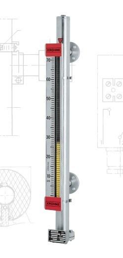 China Krohne Magnetic Level Meter (BM26) - China Krohne Magnetic