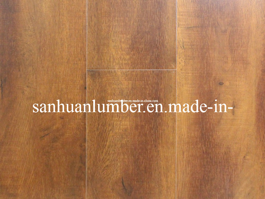 China Baroque Flooring Wood Floor Laminate Dr07 Hdf