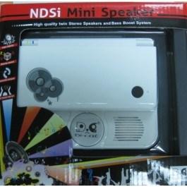 DSi Small Stereo Speaker