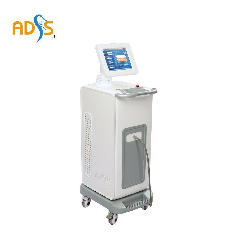 China Adss 808nm Diode Laser Women Hair Removal Machine China