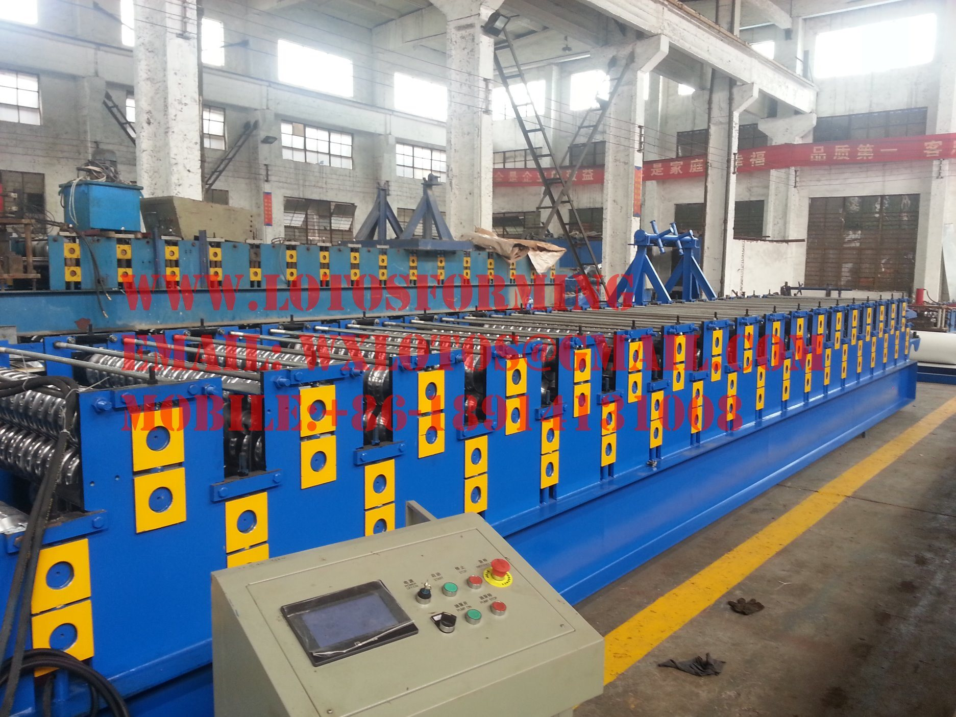 Double Layer Roll Forming Machine Lts-A2