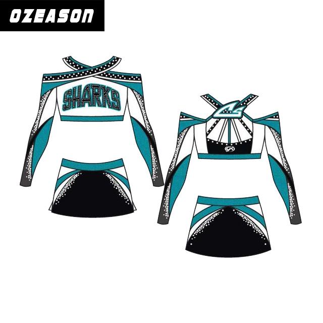 Custom Cheer Uniform