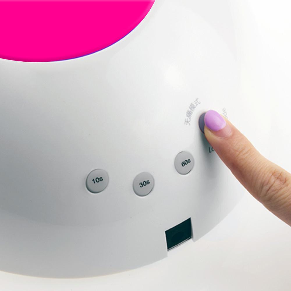 China Sunuv Sun2 48W Professional Nail Lamp UV LED Lamp for Nails ...