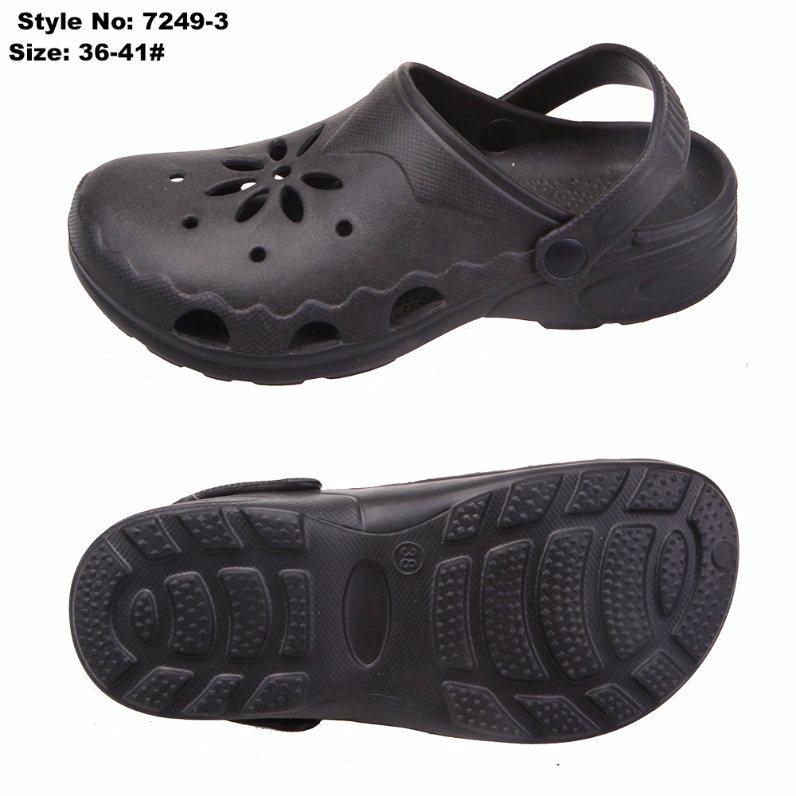 8e2d36261ff24 China Fashion Beach Clear Plastic Clogs Shoes for Women Photos ...