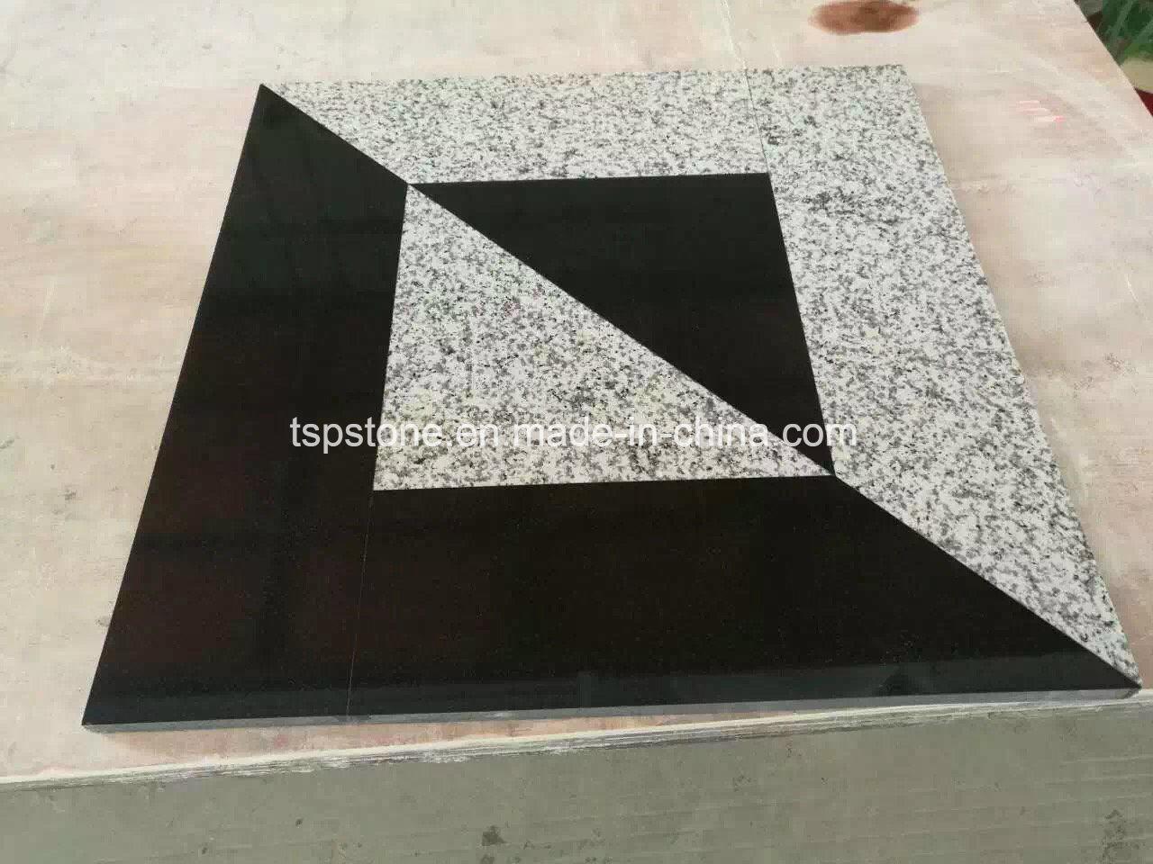 Chinese Grey Black Granite Floor Tile China Granite Floor Granite Tile
