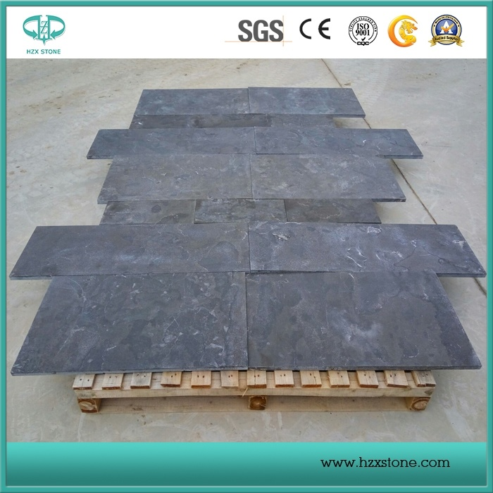 China Blue Limestone, Asian Blue Stone, Honed Bluestone for Sale pictures & photos