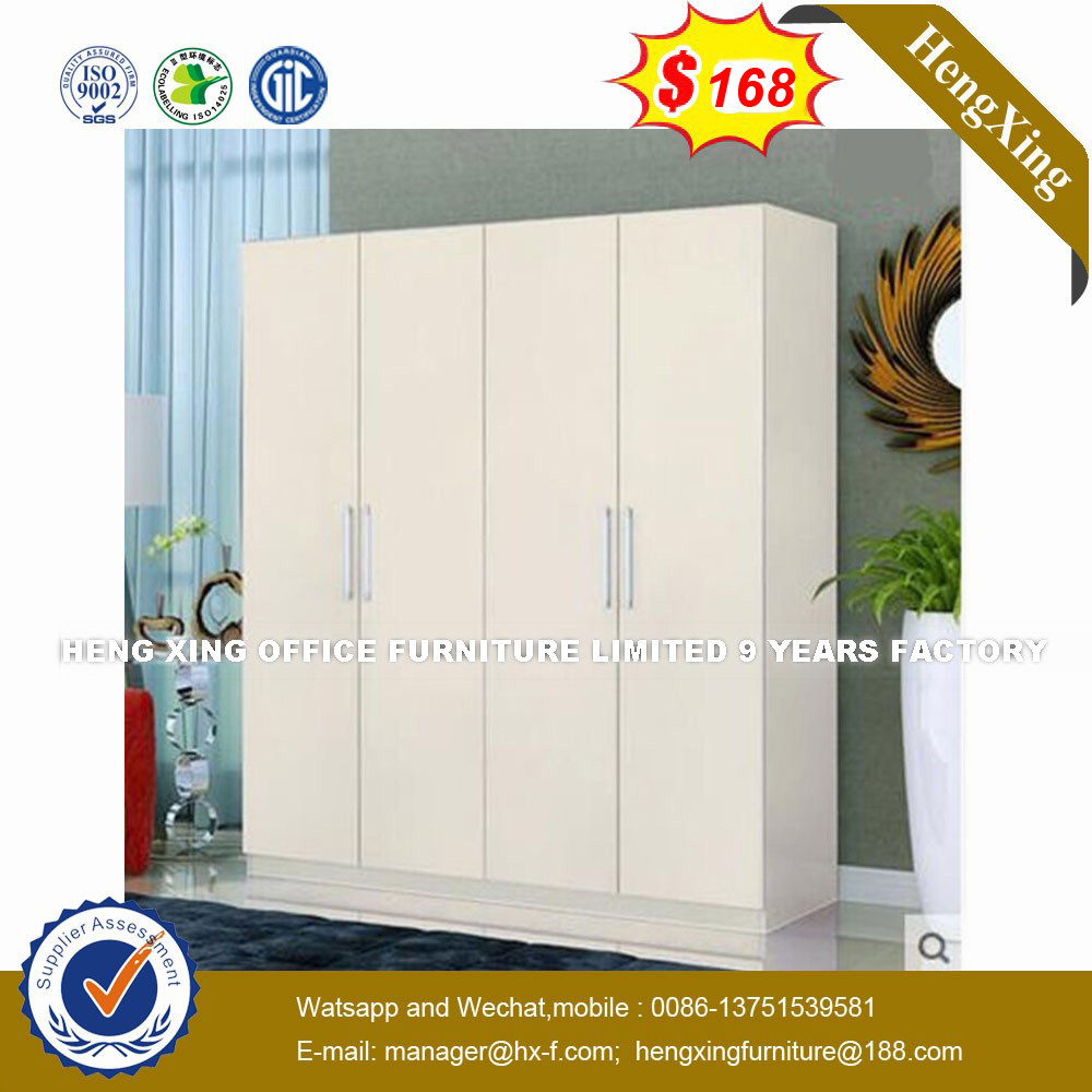 L Type Nice Price Household Wooden Wardrobe (HX-8NR0869) pictures & photos