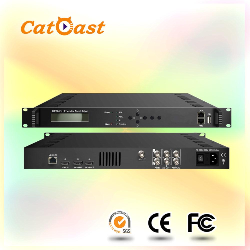 [Hot Item] 2160p H  265/Hevc 4K HDMI Encoder up 1080P to 4K