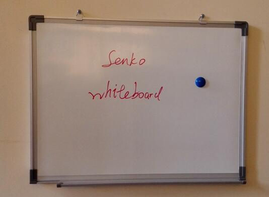 Dry Erase Board For Writing In Office