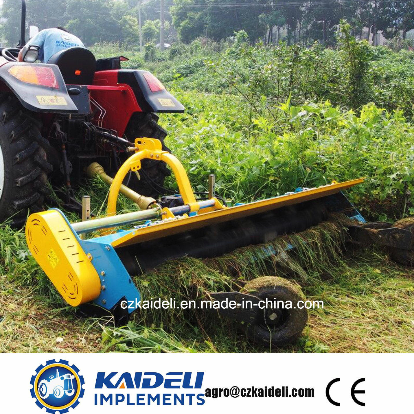 [Hot Item] with Hammer Flails Heavy Duty Flail Mower (KDK240)