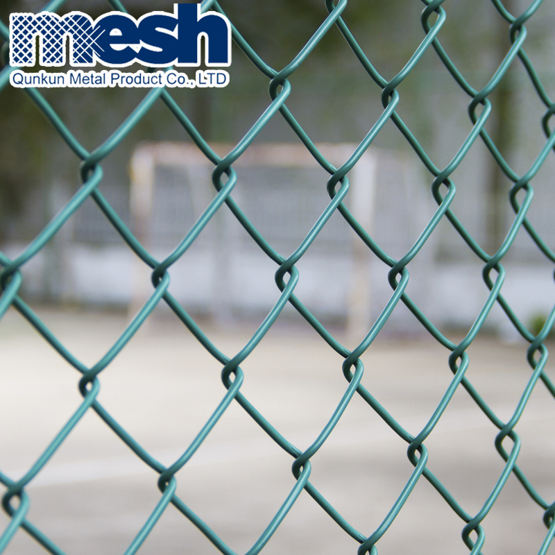 China Chain Link Fence for Sale in Low Price - China Chain Link ...