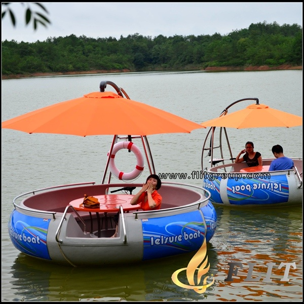 [Hot Item] Original Manufacture BBQ Donut Boat with CE Approved
