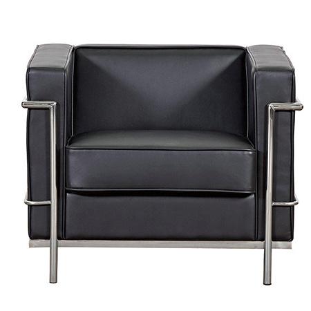 Clic Barcelona Artifical Leather Furniture Le Corbusier Sofa Fs T3030