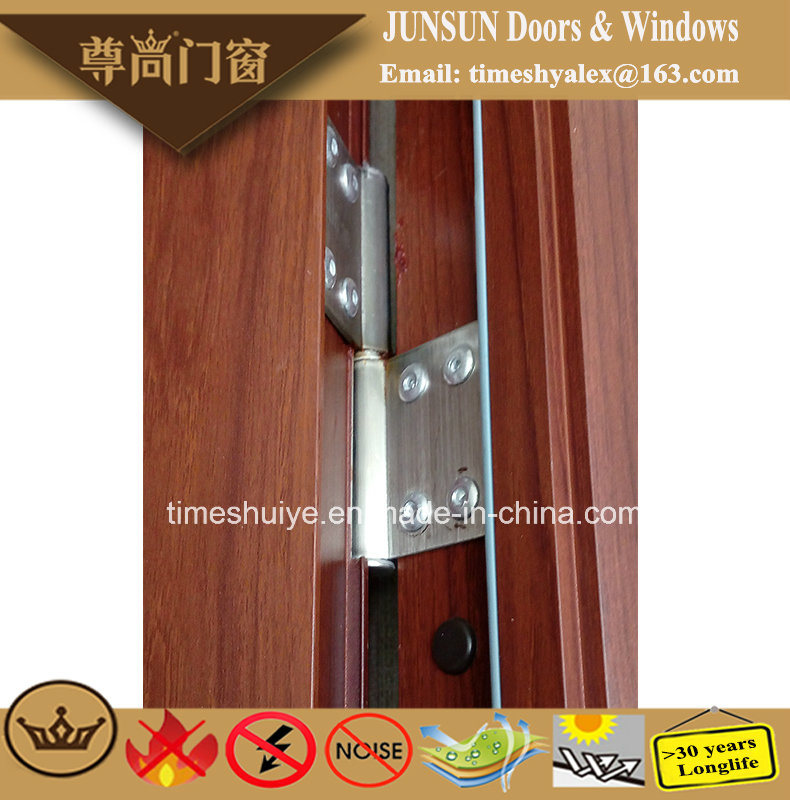 New Product Decorative Aluminium Bathroom Doors with Good Price pictures & photos