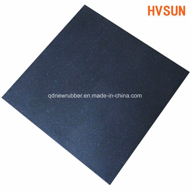 China Interlocking Rubber Tiles Puzzle Rubber Floor For Gym And