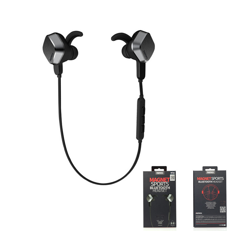 China Remax Magnet 4 1 Bluetooth In Ear Sport Earphone China Remax Sport Earphone 4 1 Bluetooth Earphone