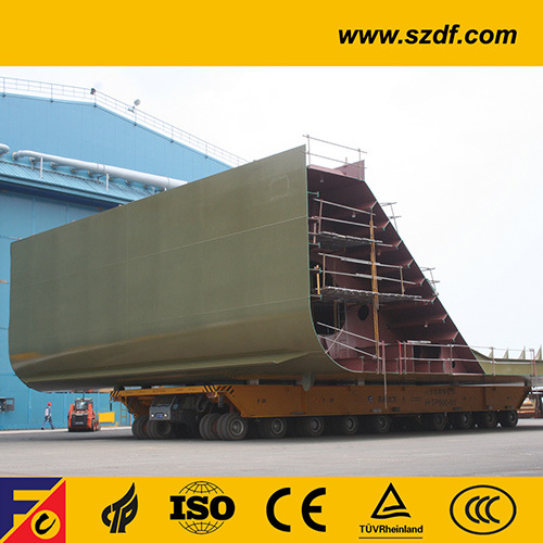 Shipyard Transporter / Self-Propelled Hydraulic Platform Trailer (DCY500) pictures & photos
