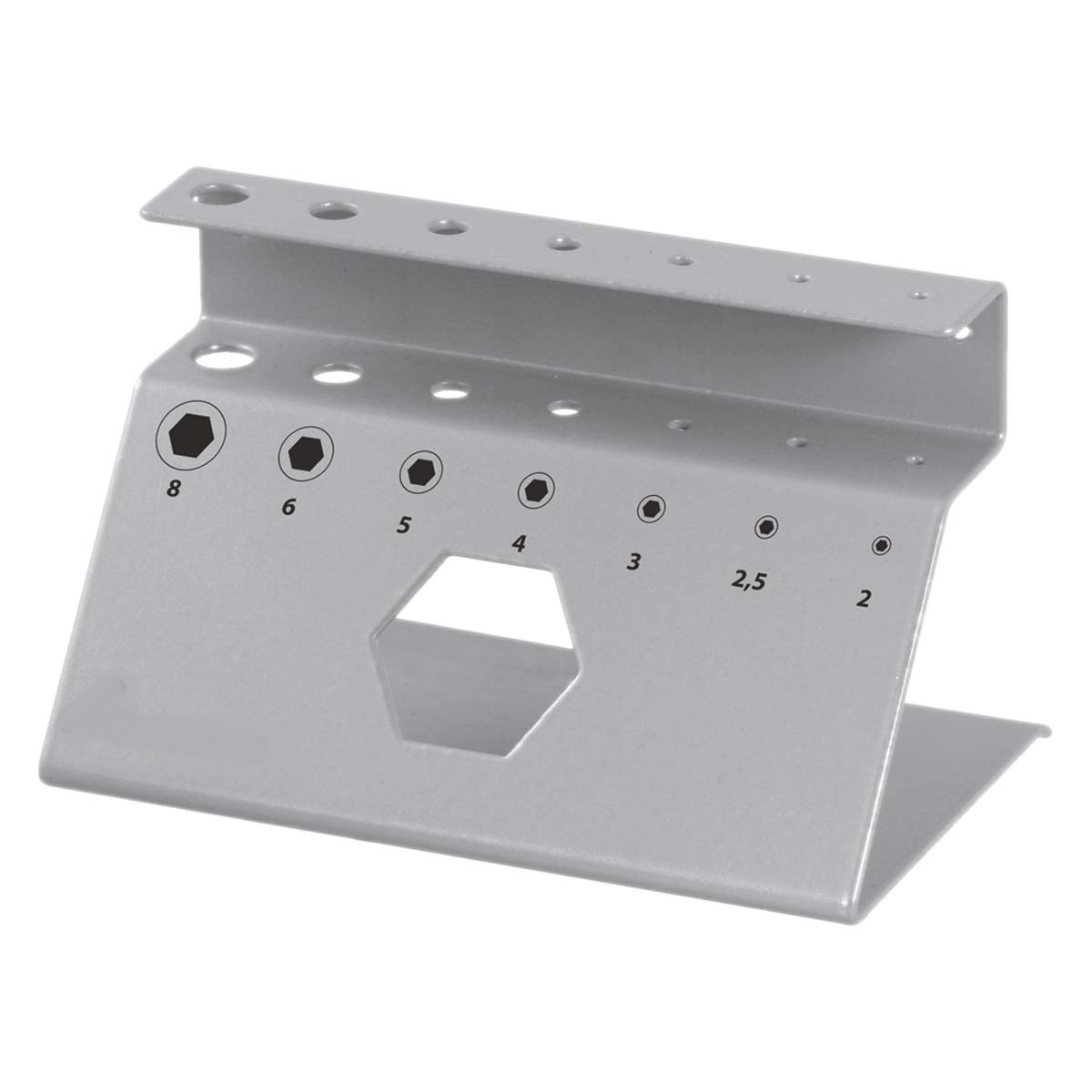 China Customized Sheet Metal Stand For Hexagon Screwdriver