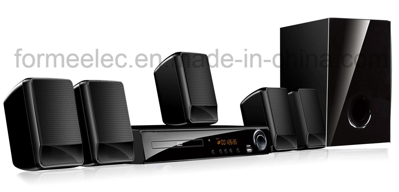 5.1CH DVD Home Theater System with Subwoofer 100W