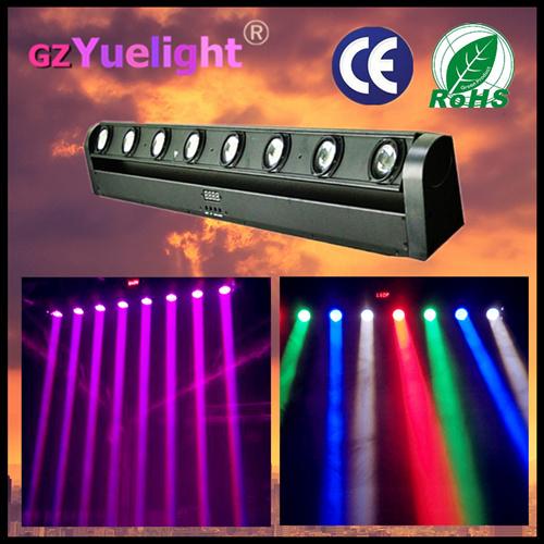 China american dj light 810w led light bar moving beam white american dj light 810w led light bar moving beam white aloadofball Choice Image