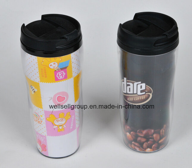 Promotional Personalized Customizable Travel Coffee Mug (CPBZ-4088)