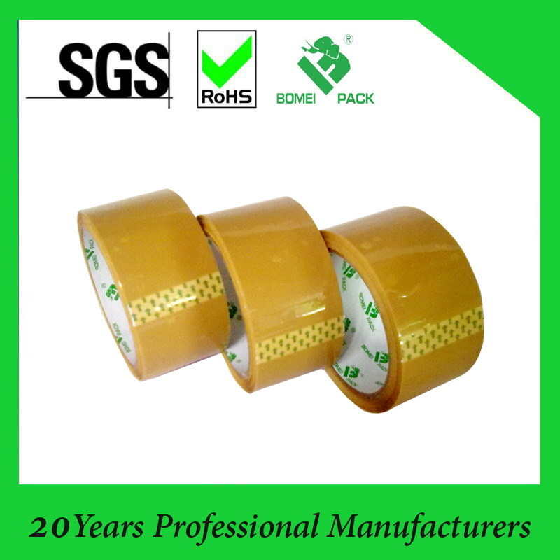 Clear and Brown BOPP Packing Adhesive Tape / OPP Tapes pictures & photos