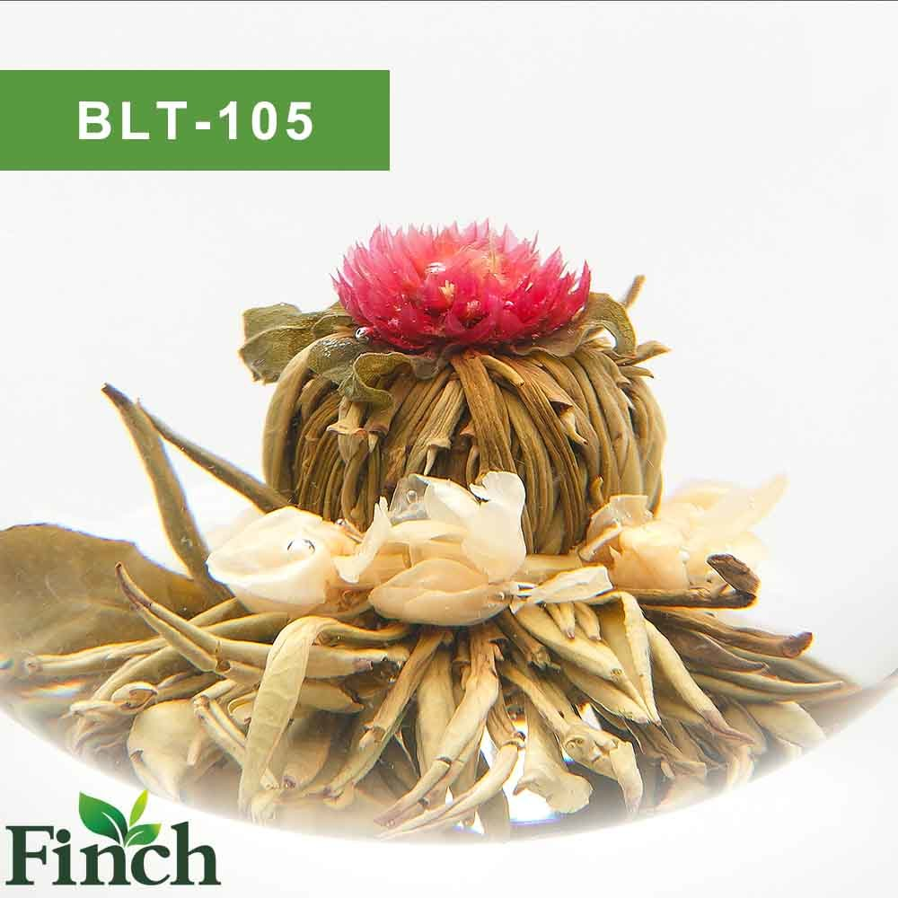 2015 New High Quality Chinese Flower Tea With Jasmine Qi Zi Xian