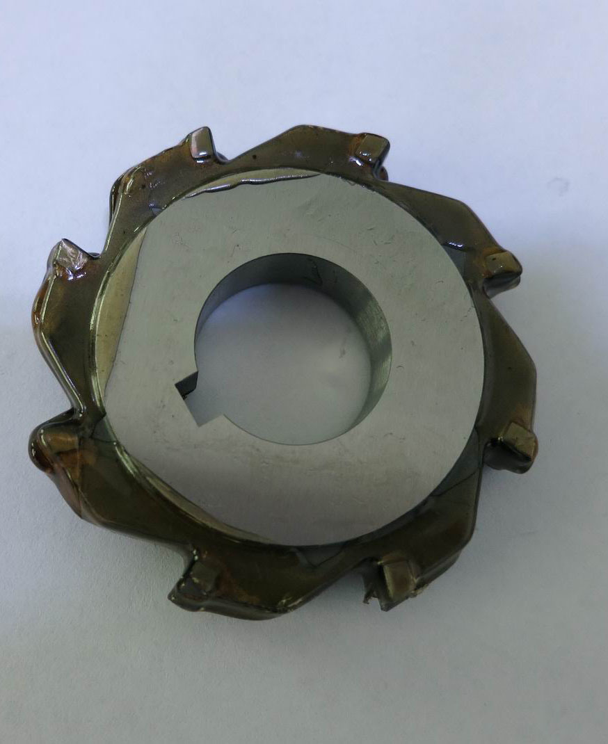 Tungsten Carbide Welding Milling Cutters