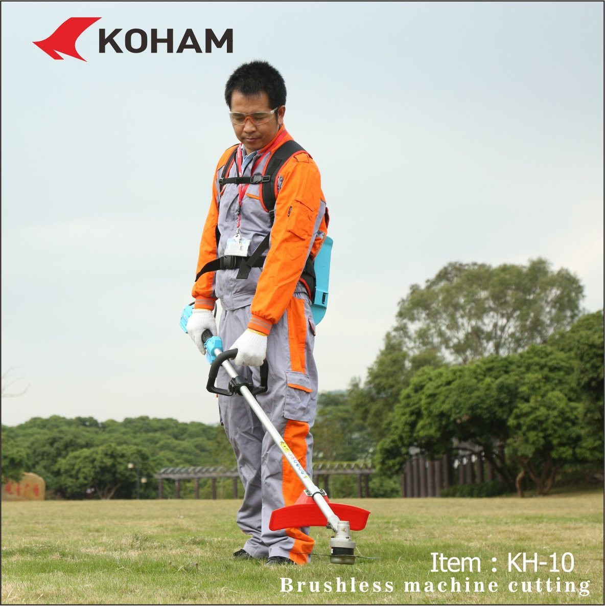Koham Brush Blade Trimmer pictures & photos