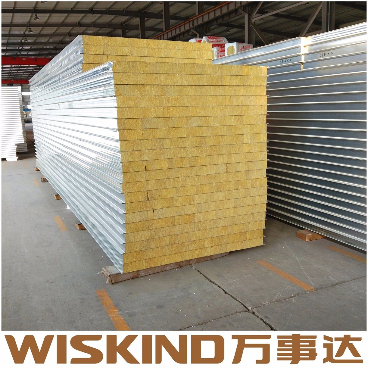 China Building Material Sandwich Panel, Building Material Sandwich ...