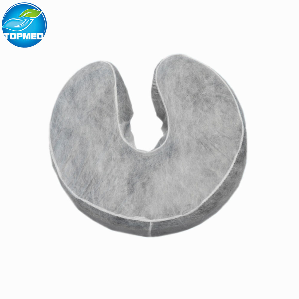 Dispsoable Soft Nonwoven Head Rest Cover for Massage Table pictures & photos