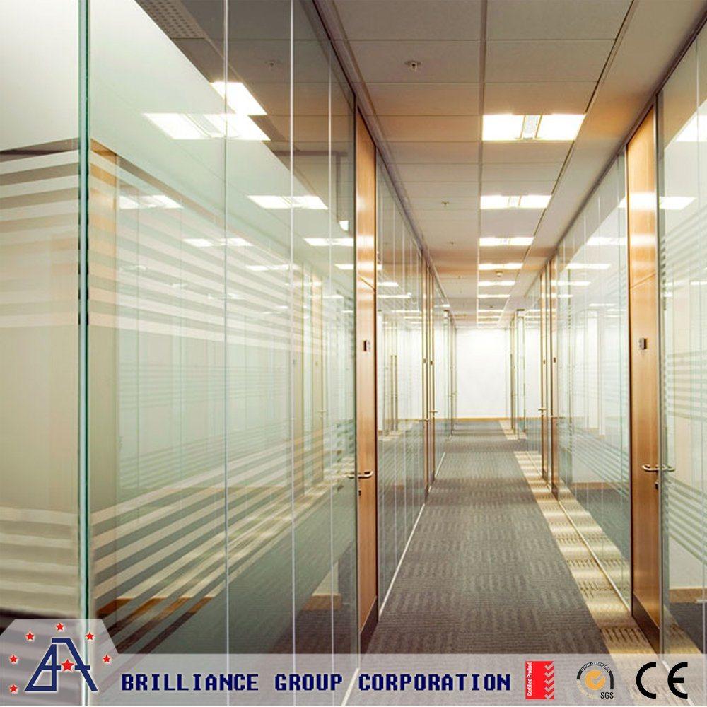 China Sliding Partition Door Wall Office Warehouse China Sliding