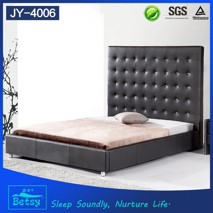 . Hot Item  Modern Design Latest Wooden Bed Designs From China