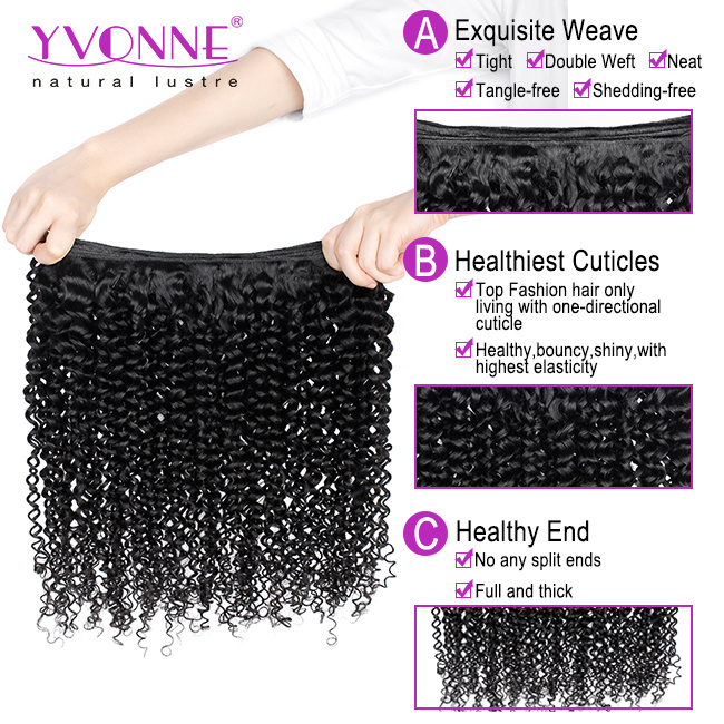 7A Brazilian Virgin Hair 100% Remy Human Hair Extension pictures & photos