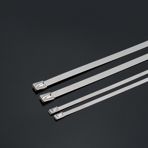 China Manufacturer OEM Stainless Steel Cable Ties, Metal Zip Ties ...