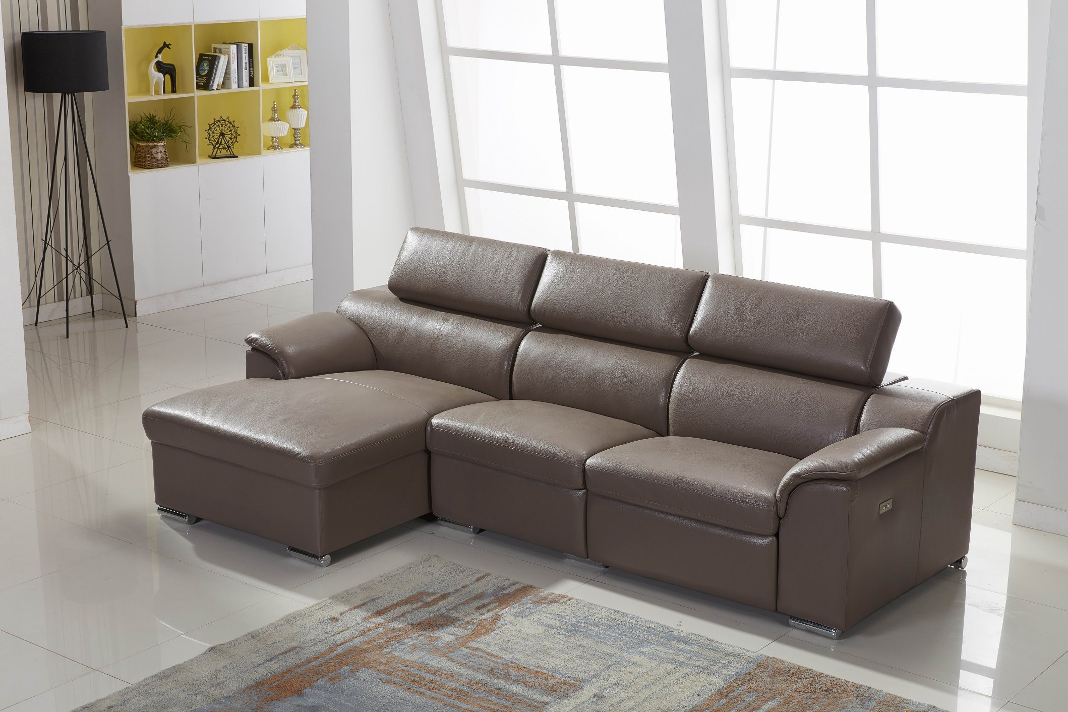 China Hot Ing Comfortable Leather