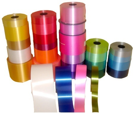 Factory Wholesale Printed Wedding Decoration Polyester Ribbon