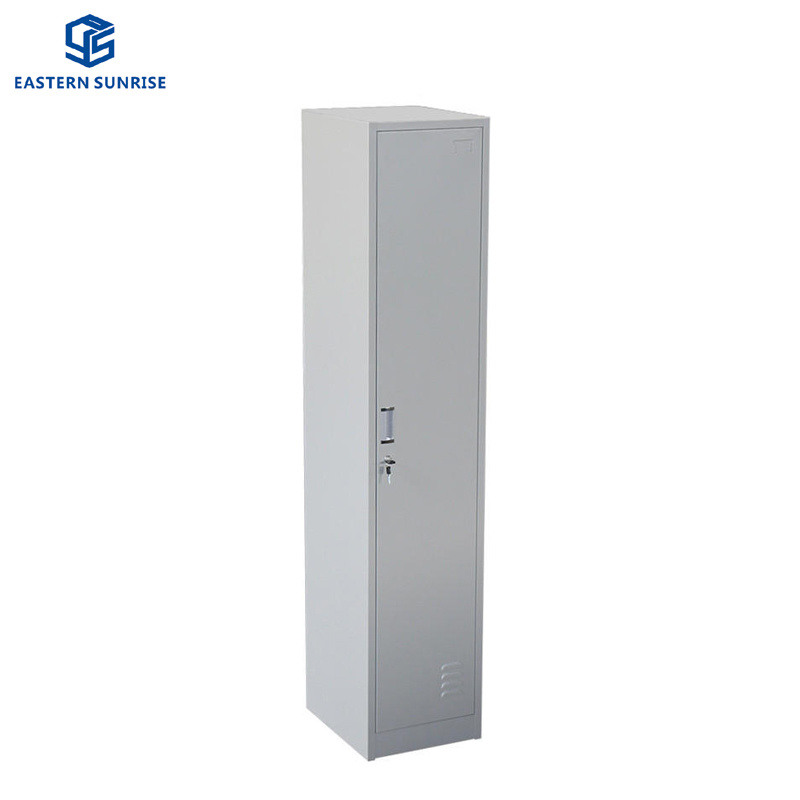 China Cheap Steel Storage Metal Clothes Single Locker Wardrobes China Steel Locker Storage Locker
