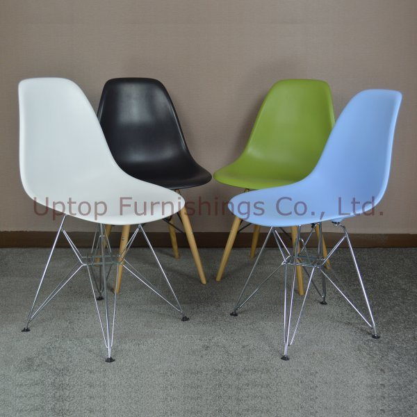 Hot Item Colorful Replica Italian Plastic Eames Dsw Chair Sp Uc030