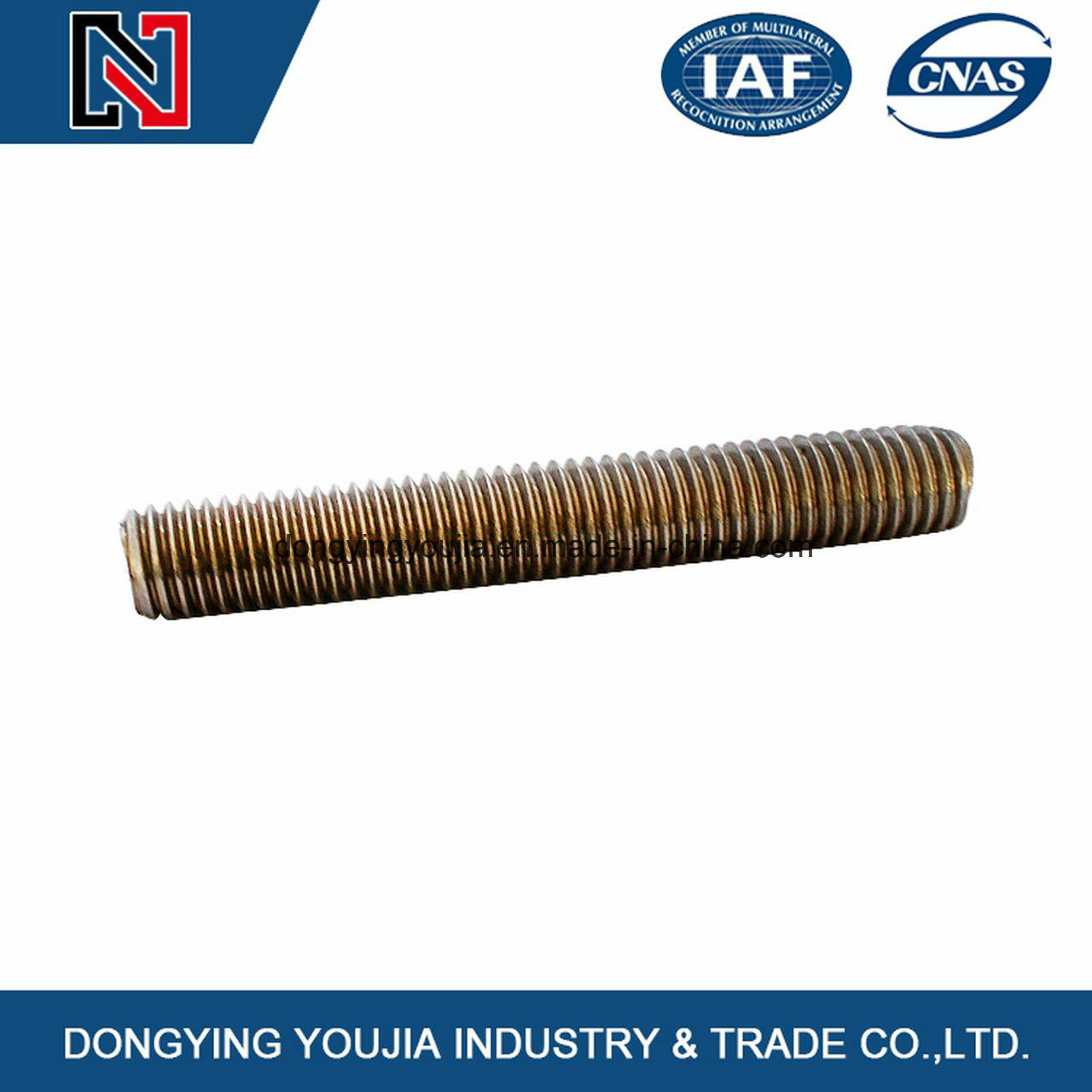 Full Threaded Hot DIP Galvanized Threaded Rod