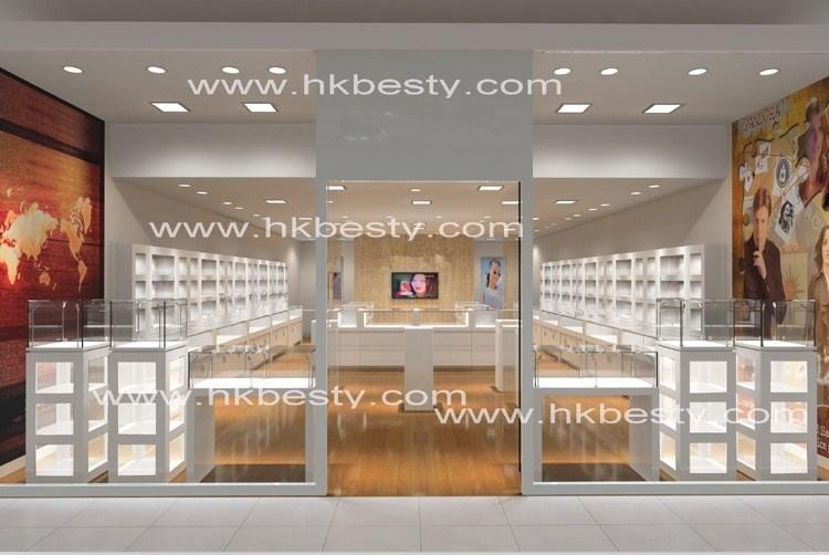 Hardware Showroom Display Design