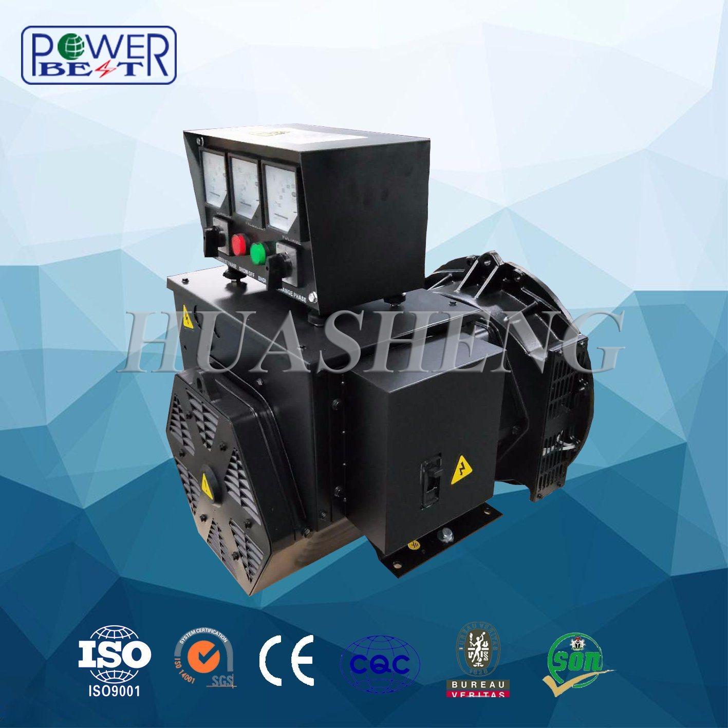 [Hot Item] 100% Copper Single Double Bearing Brushless Generator Alternator