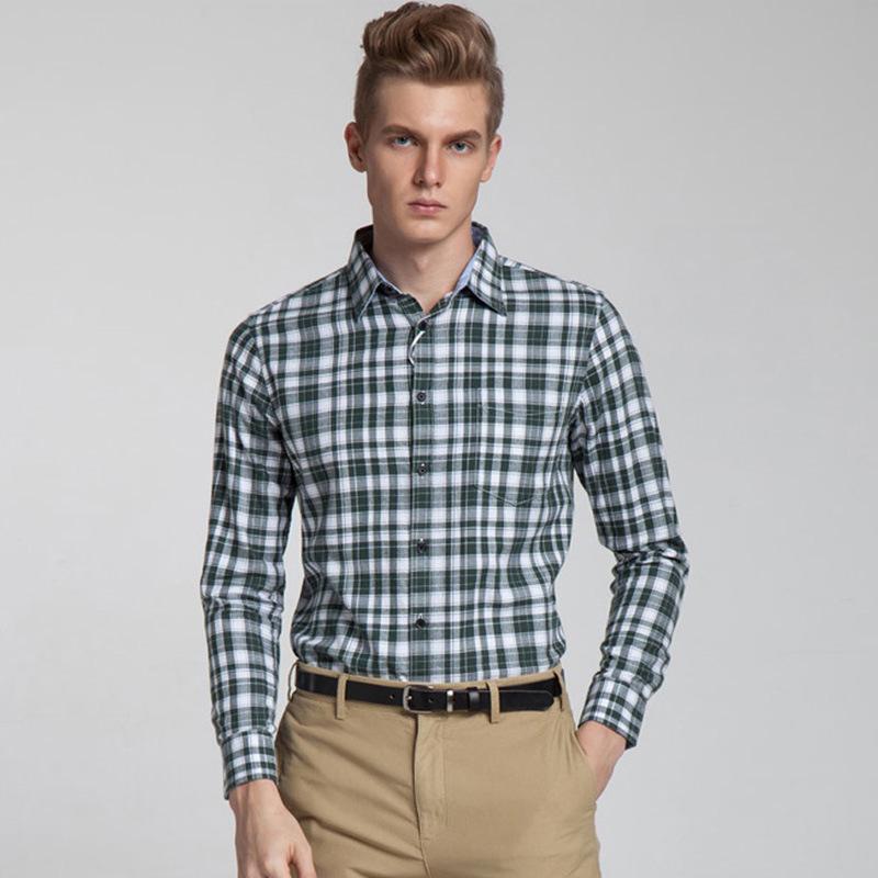 30a7c3e9d579d China Fashion Slim Fit Men Shirts Men Dress Shirts Made to Measure Custom  Made - China Shirt