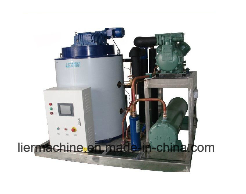 Used Ice Machine >> Hot Item Ce Industrial Flake Ice Machine Used In Fishery