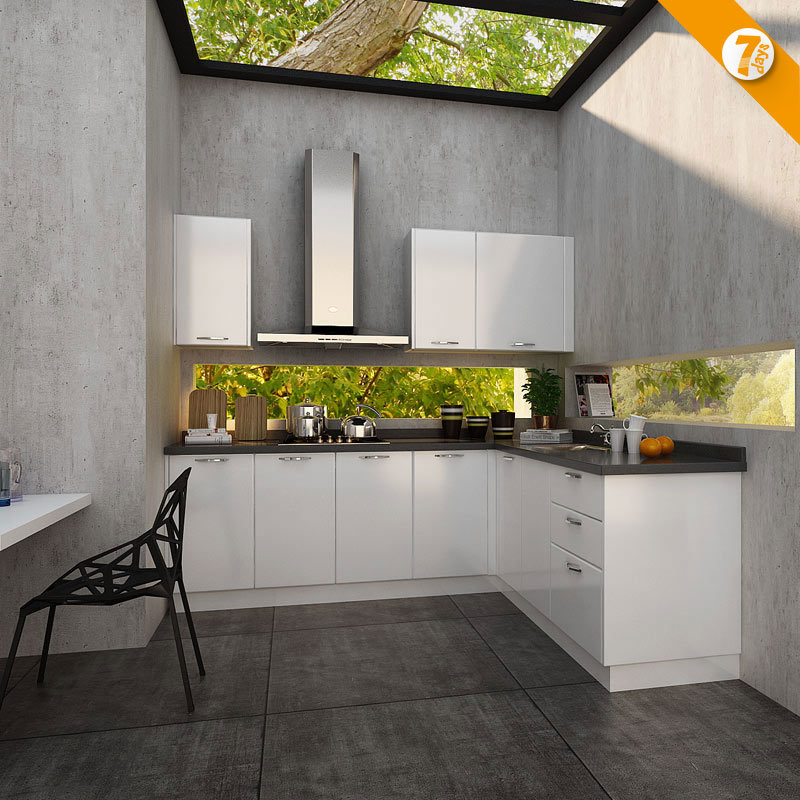 kitchen cabinets quick delivery fast delivery white modular pvc mdf kitchen cabinet op14 21060