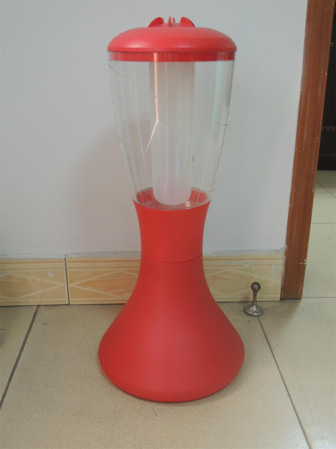 Draught Beer Cooler with Ice Tube