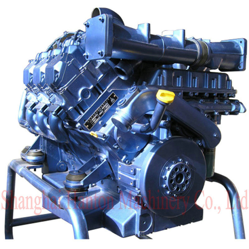 Deutz BF6M1015 Bus Coach Truck Mechanical Auto Diesel Engine