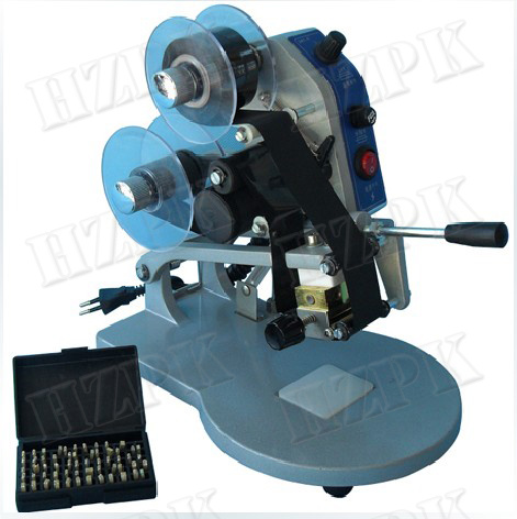 Hot Type Hand Pressure Ribbon Printer (DY-8 or 241)