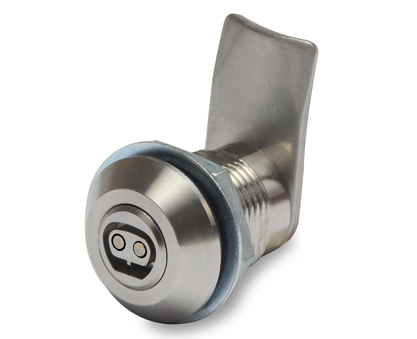 Machatronic Cam Lock for Industrial Application